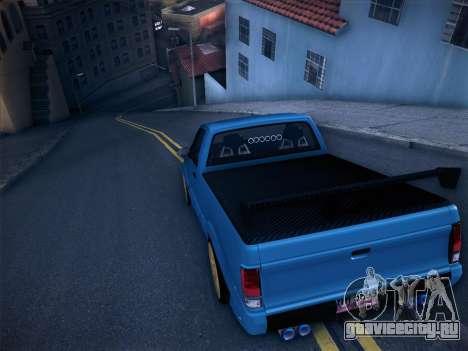 Mitsubishi Cyclone для GTA San Andreas колёса