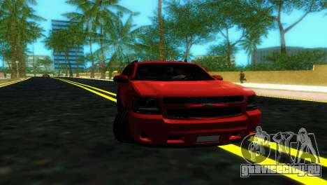 Новые дороги Starfish Island для GTA Vice City второй скриншот