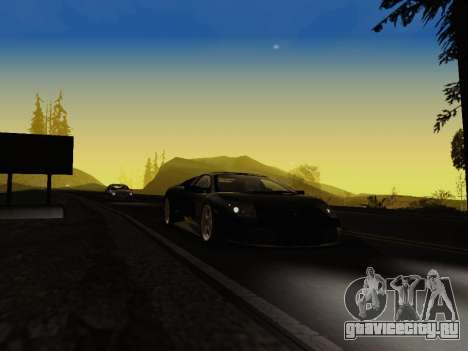 SA_RaptorX v 1.0 для слабых ПК для GTA San Andreas девятый скриншот