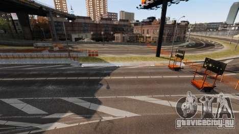 Street Race Track для GTA 4 четвёртый скриншот