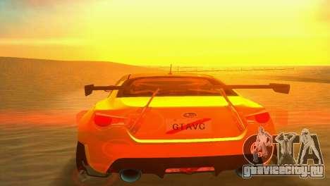 Sun effects для GTA Vice City второй скриншот