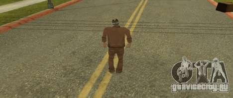Скин Kelly из GTA Vice City Beta для GTA San Andreas второй скриншот