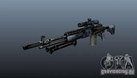 Снайперская винтовка M21 Mk14 v2 для GTA 4