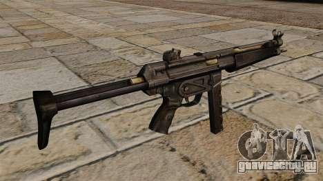Пистолет-пулемёт MP5 для GTA 4 второй скриншот