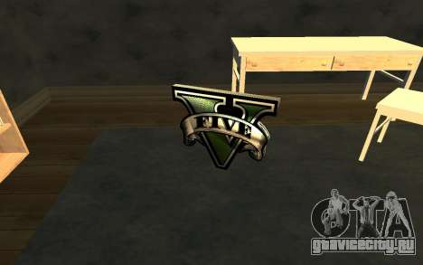GTA V Save Icon для GTA San Andreas второй скриншот