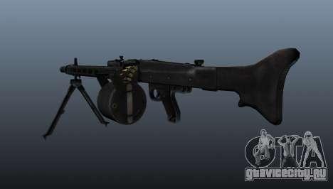 Единый пулемёт MG-3 для GTA 4 второй скриншот