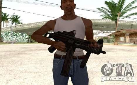 UMP 45 для GTA San Andreas второй скриншот