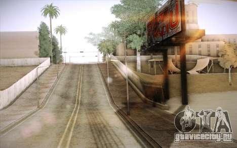 No traffic для GTA San Andreas третий скриншот