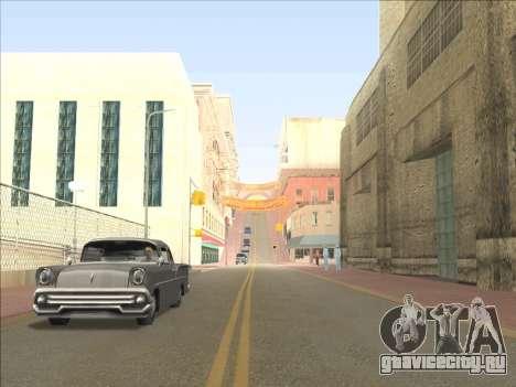 ENB только отражения на машинах для GTA San Andreas четвёртый скриншот
