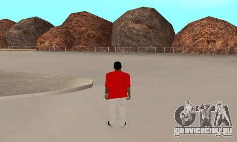 Kaney West для GTA San Andreas второй скриншот