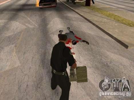 НСВТ для GTA San Andreas девятый скриншот