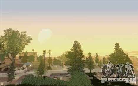 Behind Space Of Realities - Cursed Memories для GTA San Andreas