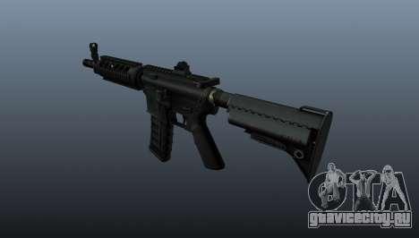 Автомат M4 EN4CR для GTA 4 второй скриншот