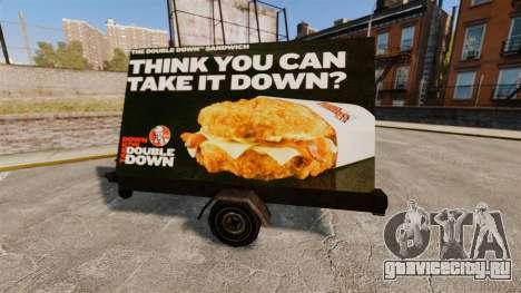 Новые рекламные щиты на колёсах для GTA 4
