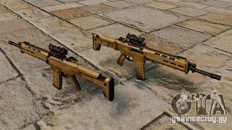 Автоматическая винтовка Magpul Masada для GTA 4