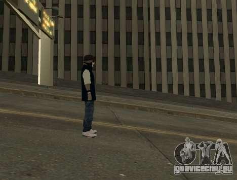 Vagos Skin Pack для GTA San Andreas шестой скриншот