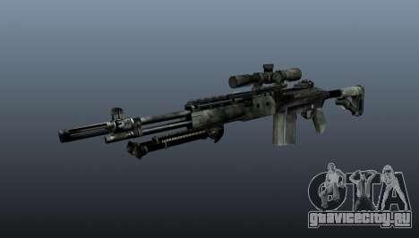Снайперская винтовка M21 Mk14 v6 для GTA 4