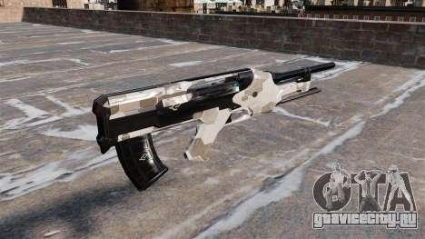 Пистолет-пулемёт Feline для GTA 4 второй скриншот