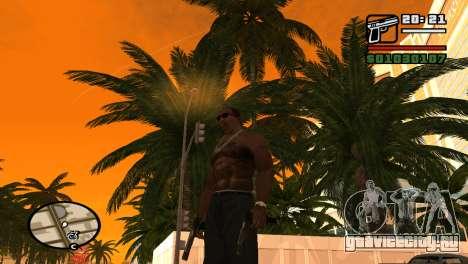 Самозарядный пистолет для GTA San Andreas второй скриншот