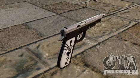 Обновленный пистолет CZ75 для GTA 4 второй скриншот