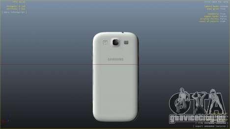 Samsung Galaxy S3 для GTA 4 пятый скриншот