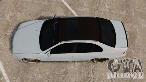 BMW M5 E39 2003 для GTA 4