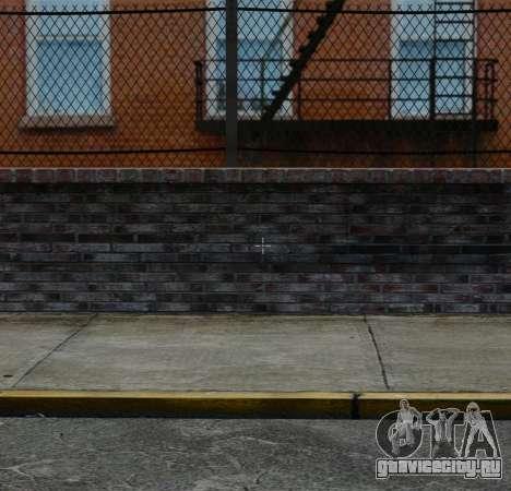 Новое перекрестие для прицеливания для GTA 4