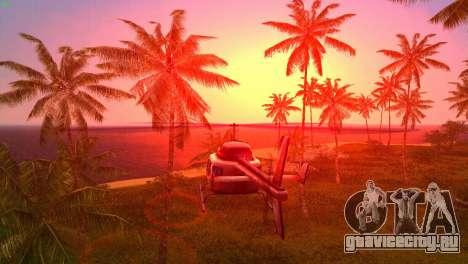 Sun effects для GTA Vice City шестой скриншот