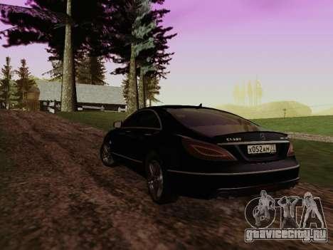 SA_RaptorX v 1.0 для слабых ПК для GTA San Andreas пятый скриншот