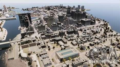 Безграничная камера для GTA 4 третий скриншот