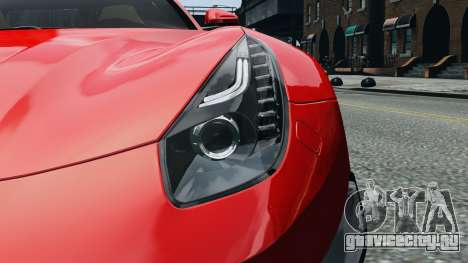 Ferrari F12 Berlinetta 2013 Modified Edition EPM для GTA 4 вид сбоку