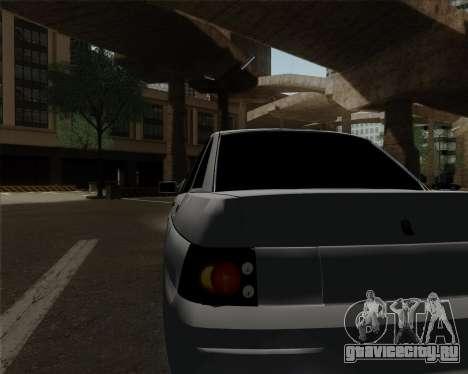 ВАЗ 2110 для GTA San Andreas