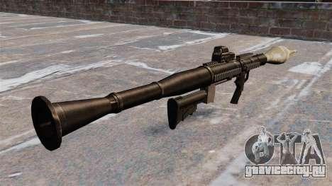 Противотанковый гранатомет Airtronic USA21 для GTA 4 второй скриншот