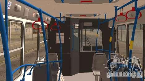 ЛиАЗ 5256.57 2007 для GTA San Andreas вид сзади