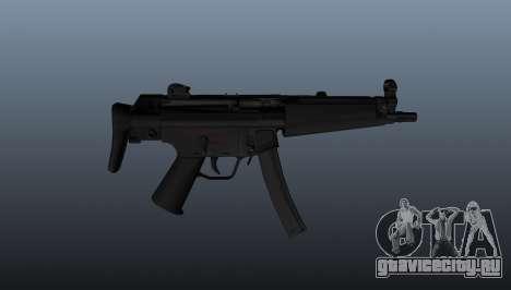 Пистолет-пулемёт HK MP5A5 для GTA 4 третий скриншот