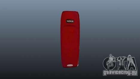 Взрывающийся Nokia 3310 для GTA 4 второй скриншот