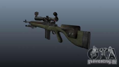 Снайперская винтовка ОСВ-96 для GTA 4 второй скриншот