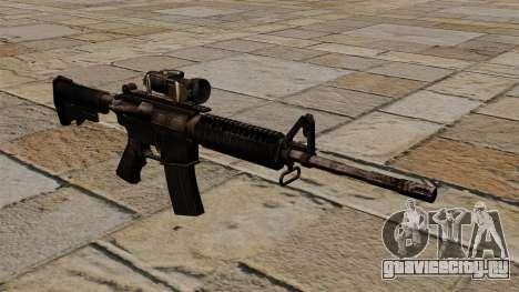 Автоматический карабин M4 для GTA 4