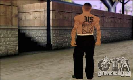 La Mara Salvatrucha Latino 3 для GTA San Andreas третий скриншот
