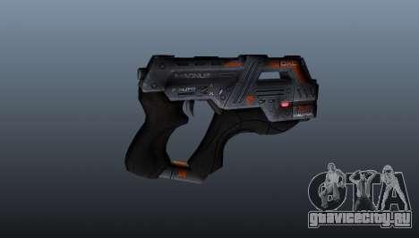 Пистолет M6 Carnifex для GTA 4 третий скриншот