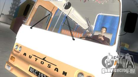 Autosan H9-21 для GTA Vice City вид сзади слева