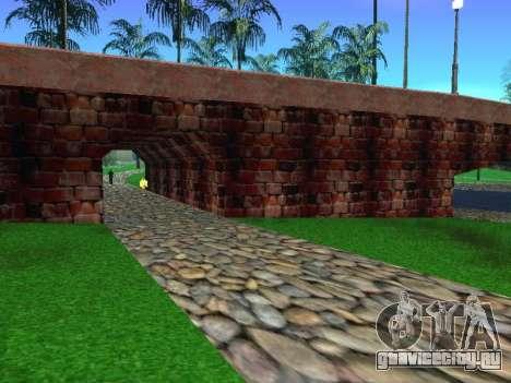 Glen Park для GTA San Andreas третий скриншот