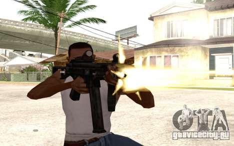 UMP 45 для GTA San Andreas третий скриншот