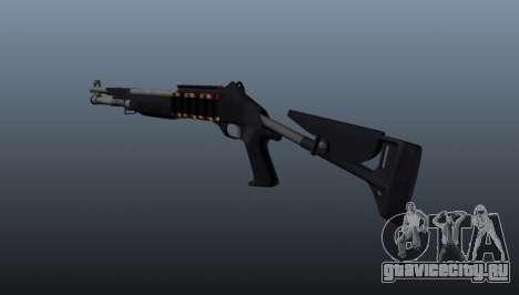 Самозарядное ружьё M1014 для GTA 4 второй скриншот