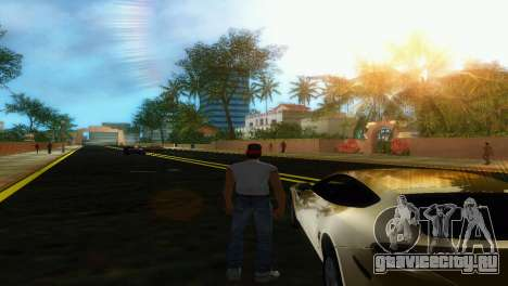 Новые дороги Starfish Island для GTA Vice City четвёртый скриншот