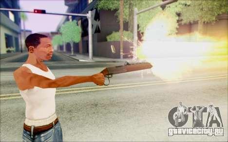 Дробовик EMSSS-12 для GTA San Andreas второй скриншот