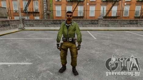 Ближневосточный террорист Elite Crew для GTA 4