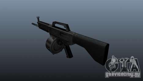 Автоматическое ружьё Daewoo USAS-12 для GTA 4 второй скриншот
