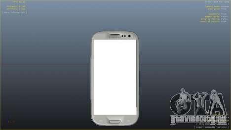 Samsung Galaxy S3 для GTA 4 четвёртый скриншот