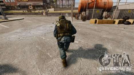 Французский спецназовец GIGN для GTA 4 третий скриншот
